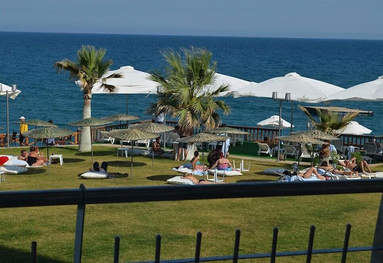 Lamos Hotel, Erdemli, Beach