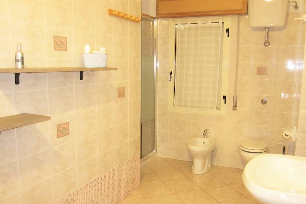 雙人房, 私人浴室, 山景 - 浴室