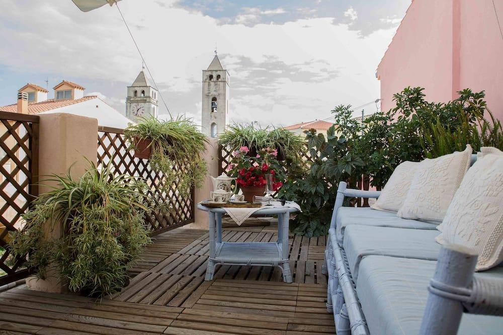 Standard Double Room, Terrace - Terrace/Patio