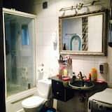 Camera doppia, bagno condiviso (with terrace) - Bagno