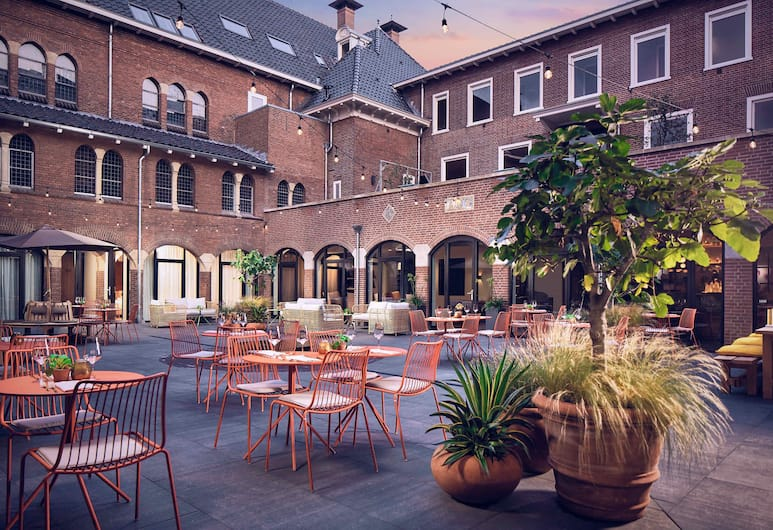 The Anthony Hotel, Utrecht, Courtyard