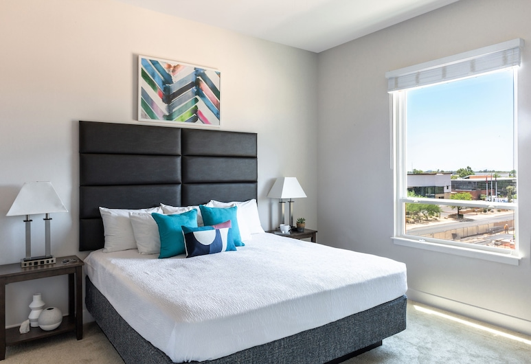 Stay Alfred at Broadstone Scottsdale Quarter, Scottsdale, Apartamento standard, 1 quarto, Quarto