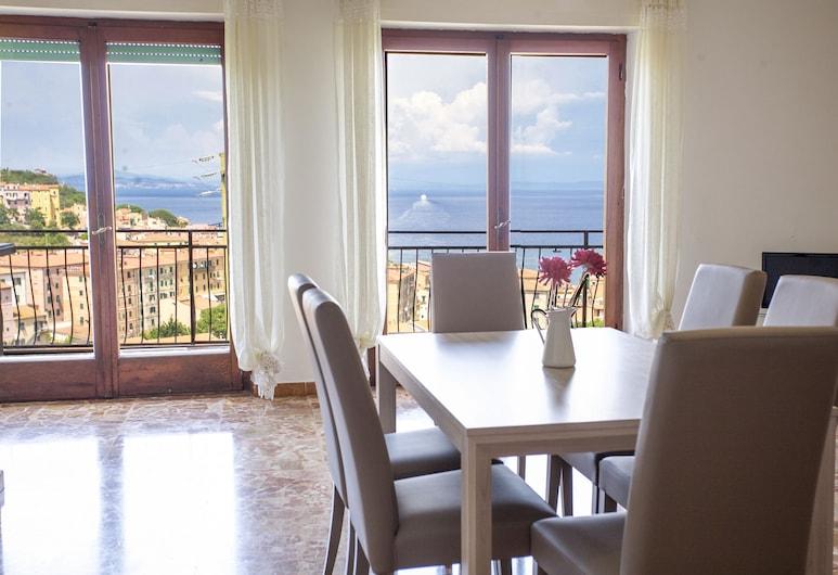 Appartamento La Panoramica, Rio, Apartmán, Obývacie priestory