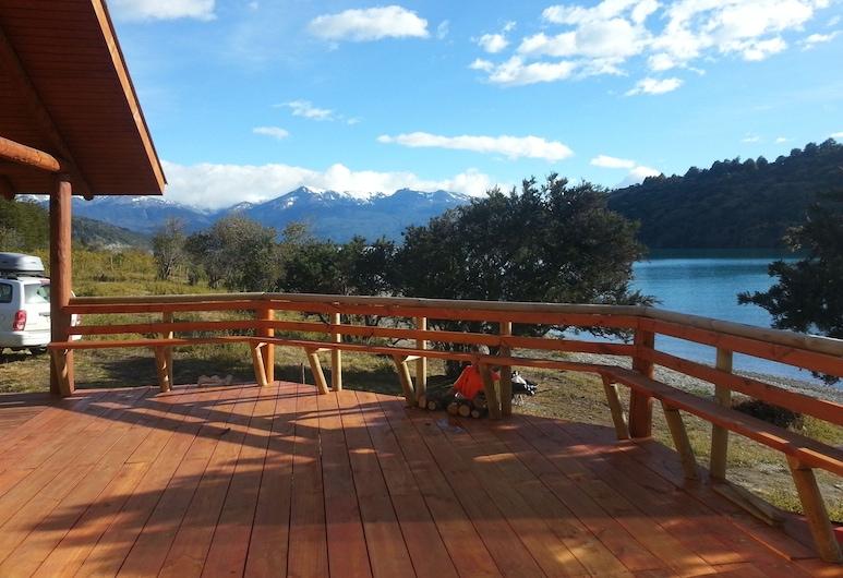 Patagonia 47g, Puerto Guadal, Standard Cabin, 3 Bedrooms, Non Smoking, Lake View, Balkoni