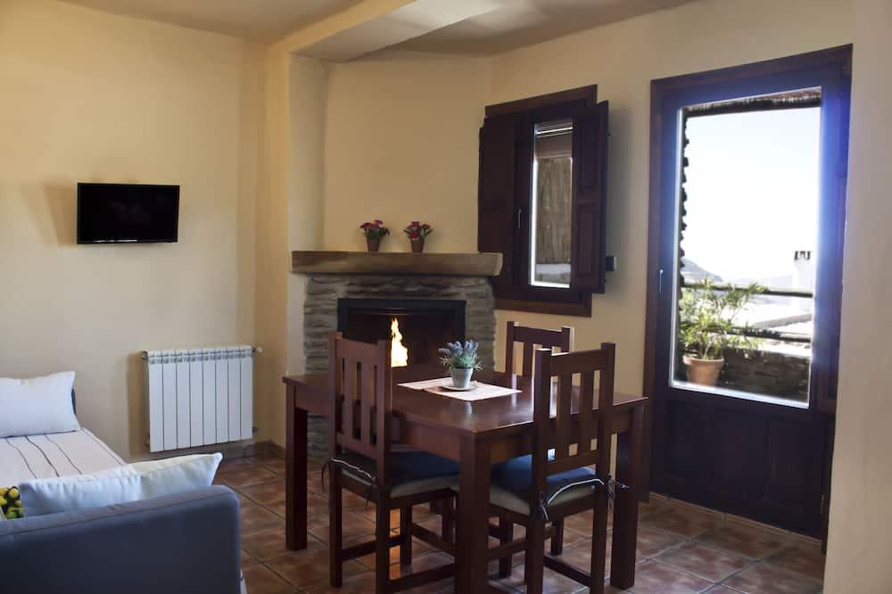 Lägenhet Classic - 1 sovrum - Vardagsrum