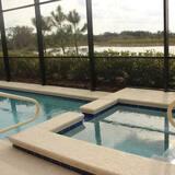 Villa, 5 slaapkamers, privézwembad - Binnenzwembad