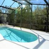 Biệt thự, 4 phòng ngủ, Hồ bơi riêng - Sân thượng/sân hiên