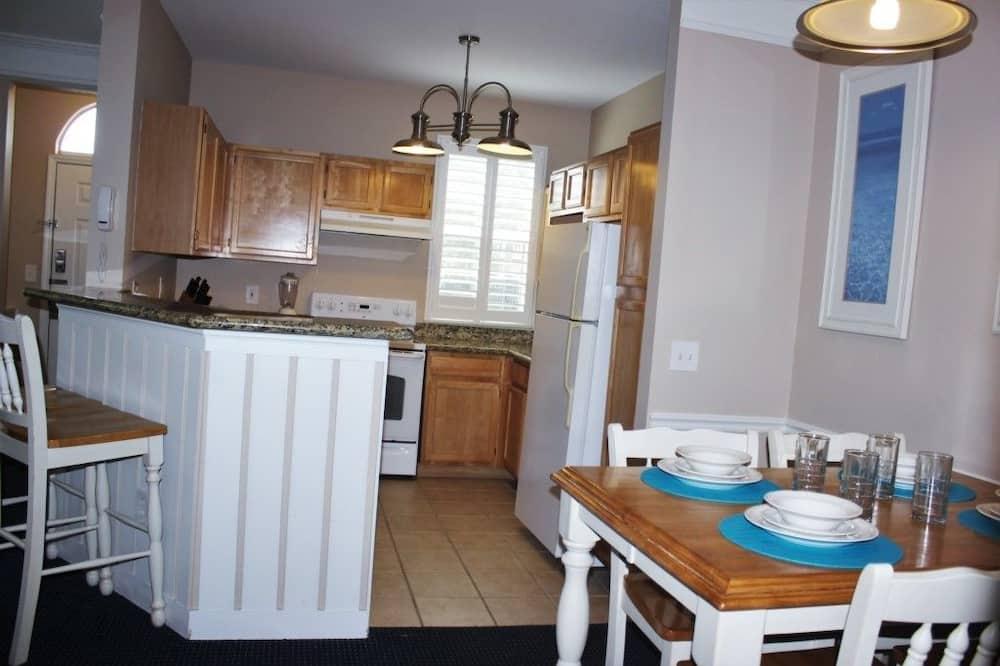 公寓客房, 3 間臥室, 廚房 - 客房餐飲服務