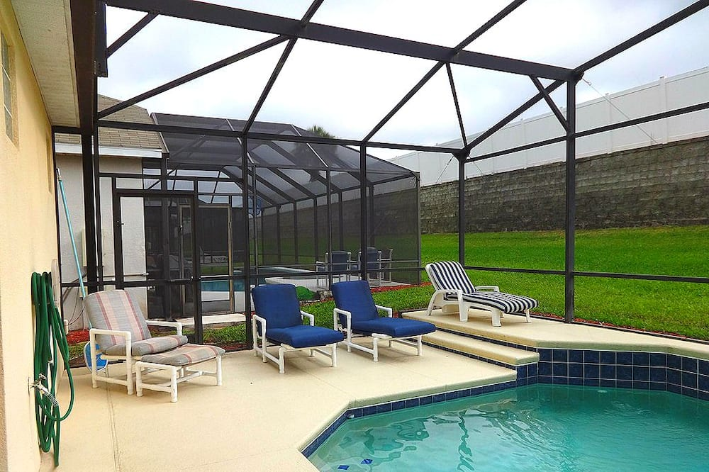 Villa, 4 Bedrooms, Private Pool - Terrace/Patio