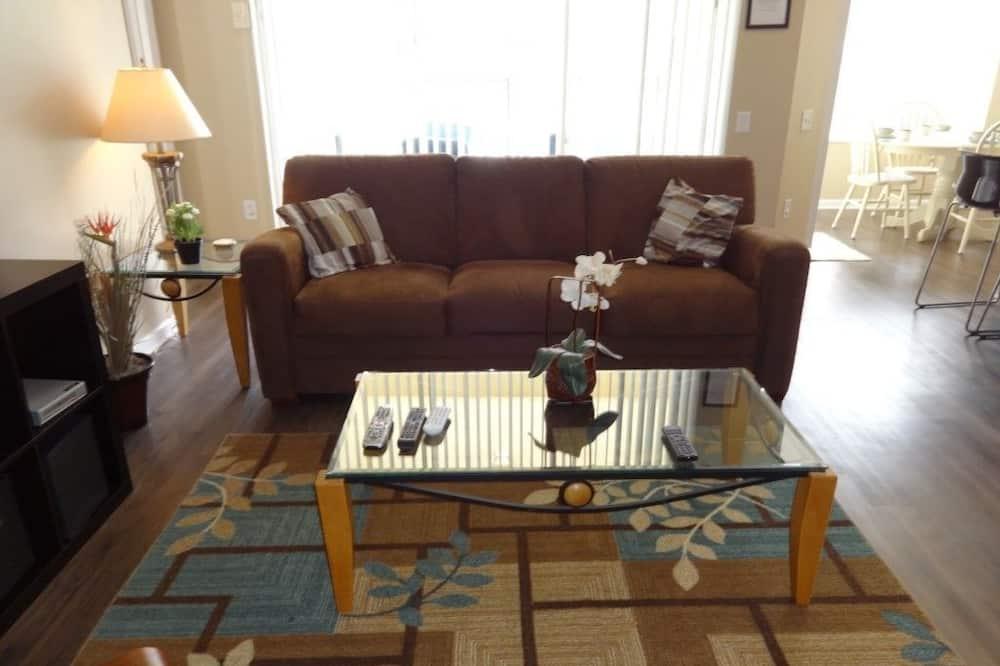 Villa, 4 Bedrooms, Private Pool - Living Area