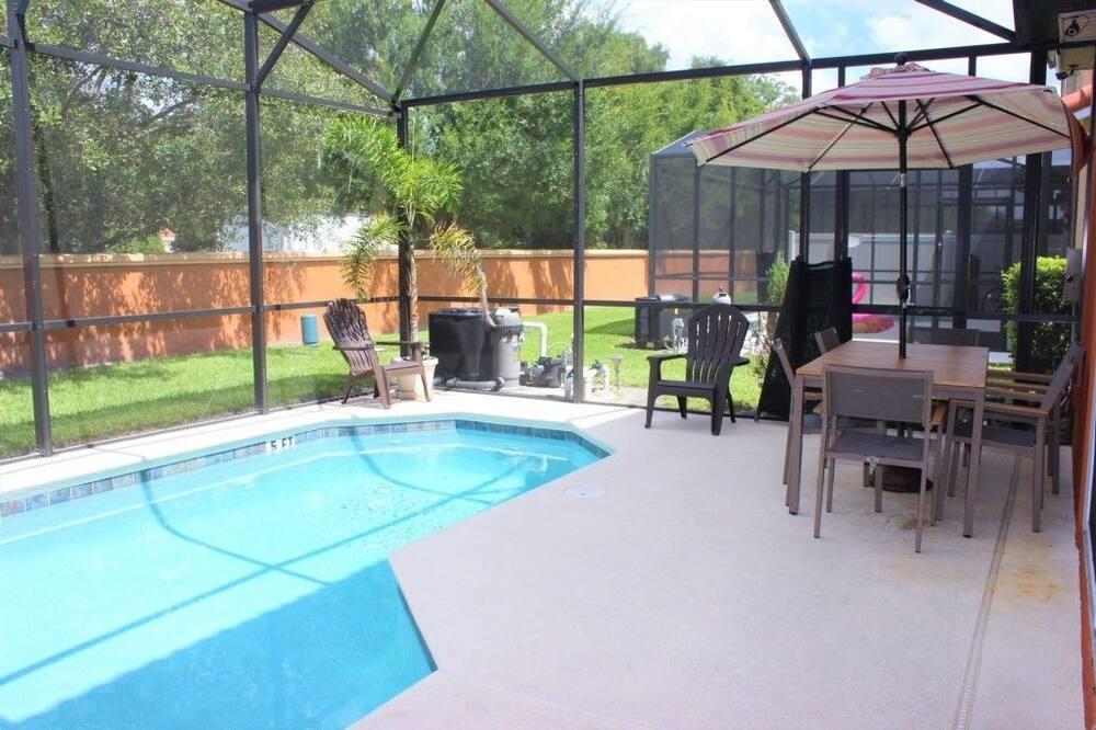 Vila, 4 spavaće sobe, privatni bazen - Terasa/trijem