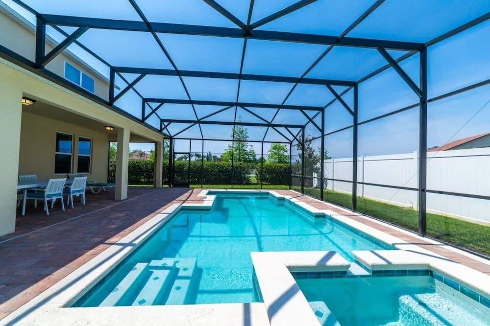 Villa, 6 Bedrooms, Private Pool - Teres/Laman Dalam