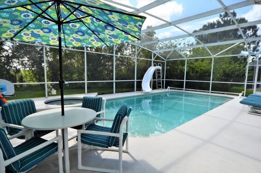 Villa, 4 Bedrooms, Private Pool - Kolam Tertutup