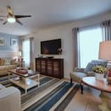 Villa, 4 Bedrooms, Private Pool - Living Room
