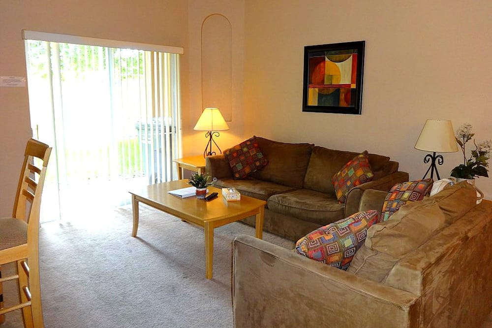 Townhome, 4 Bedrooms, Kitchen - Living Room