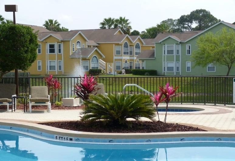Mango Key 3168 - Three Bedroom Townhome, Kissimmee, Açık Yüzme Havuzu