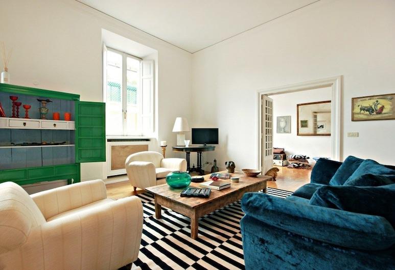 Wonder Privacy & Charm, Rom, Lejlighed - 2 soveværelser, Opholdsområde
