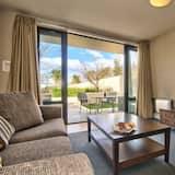 Apartmán s panoramatickým výhledem, 2 ložnice (Unit 624 Unserviced ) - Obývací prostor