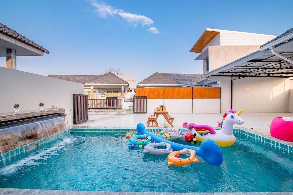 Three Bedrooms - Private Pool Villa  - Terrasse/Patio