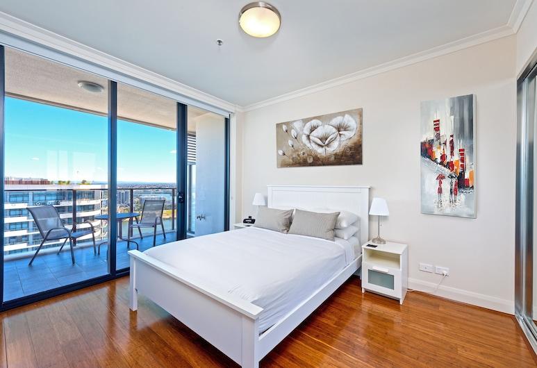 Astra Apartments Rhodes, Rodas, Apartamento ejecutivo, 1 habitación, Habitación