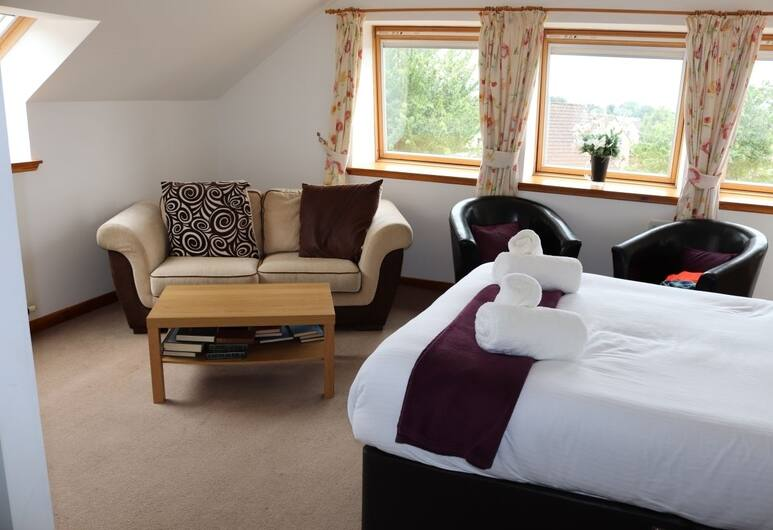 Smithton Hotel, Inverness, Deluxe-værelse, Værelse