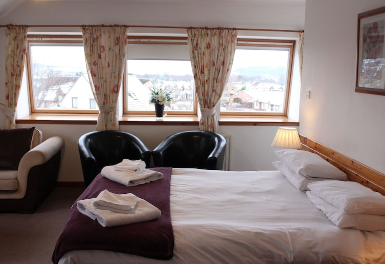 Smithton Hotel, Inverness, Deluxe-Zimmer, Zimmer