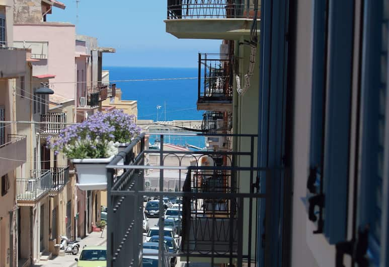 Calida, Castellammare del Golfo, Deluxe Double Room, Balcony, Sea View, Balcony