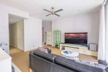 Picture of Home Feeling Apartment at Brisbane CBD in Brisbane