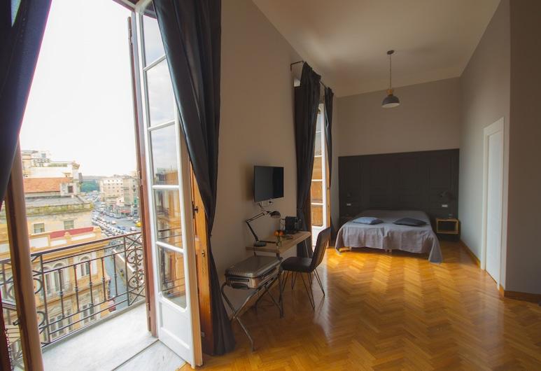桑菲利澤客房套房酒店, 那不勒斯, 豪華四人房, 客房