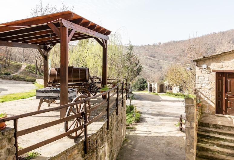 Agriturismo Grotta Dell'Eremita, Castelmezzano, Áreas del establecimiento