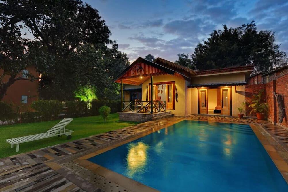 Villa, 2 Bedrooms, Smoking, River View - Private pool