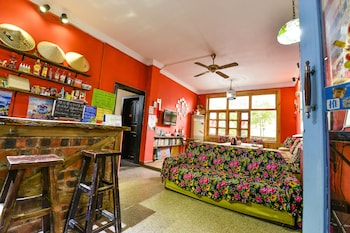 Guilin bölgesindeki En Attendant Godot Youth Hostel resmi