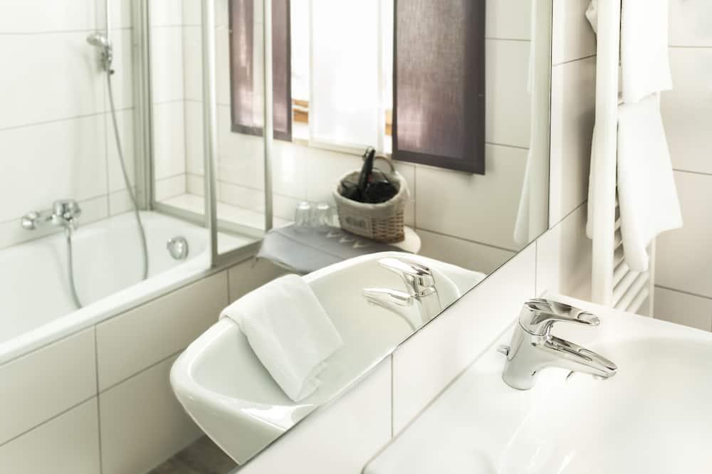 Pokoj Comfort s dvojlůžkem - Koupelna