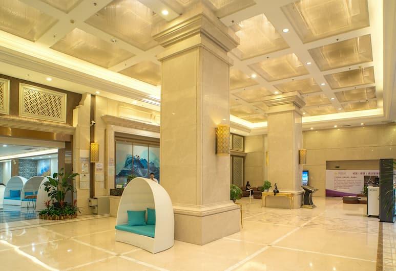 Guangzhou Nuomo International Hotel, Guangzhou, Predvorje