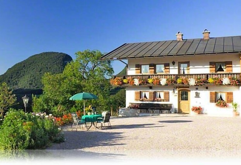 FERIENANLAGE ANGERER VOGELEBEN, Berchtesgaden, Front of property