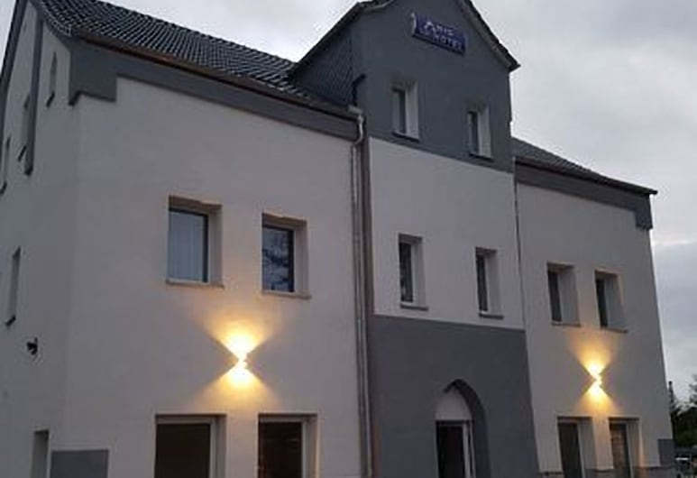 Hotel ARIS, Sarstedt, Hótelframhlið