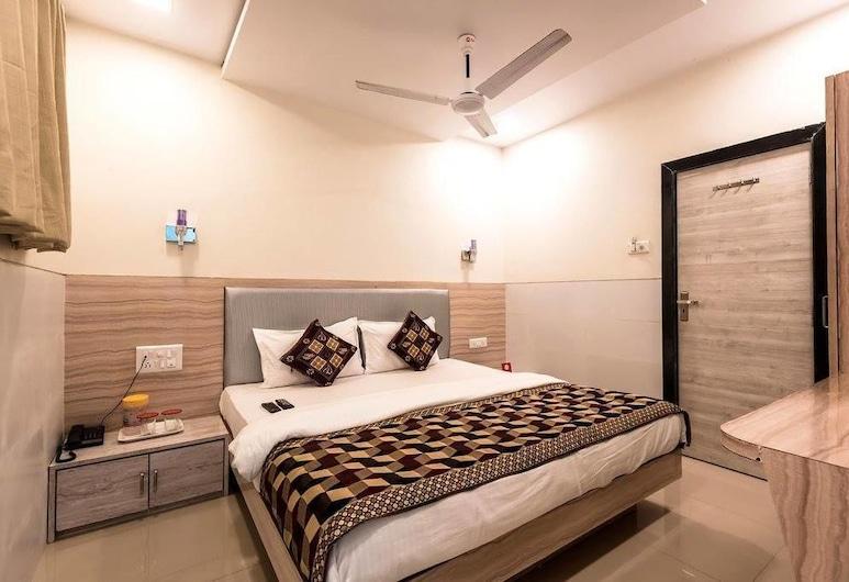 룸 마앙타 133 - 쿠를라 웨스트, 뭄바이, 디럭스 더블룸, 거실