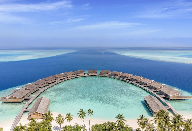 Kudadoo Maldives Private Island– Luxury All inclusive, Kudadhoo, Aerial View