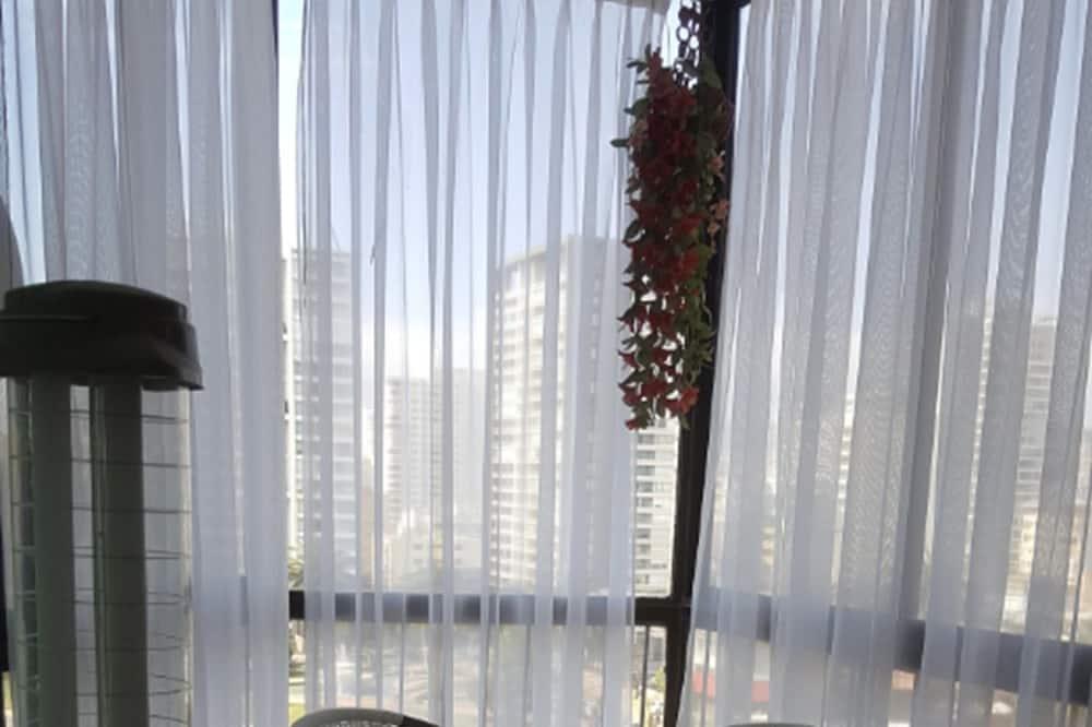 Standard-Apartment, 2Schlafzimmer, Meerblick, Turm - Wohnbereich