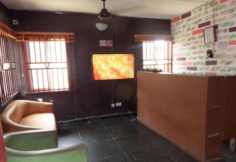 Phadis Hotel, Lagos, Reception