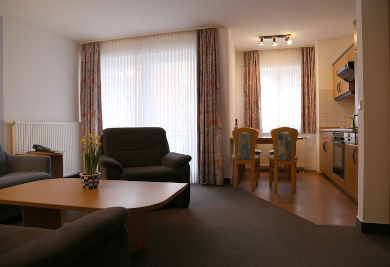 K & R Appartements GbR, Binz, Apartemen, 1 kamar tidur, Ruang Keluarga