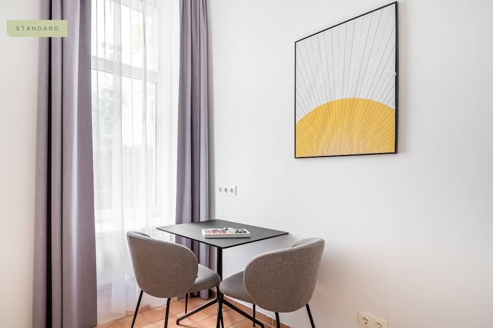 Apartament standardowy typu Suite - Powierzchnia mieszkalna