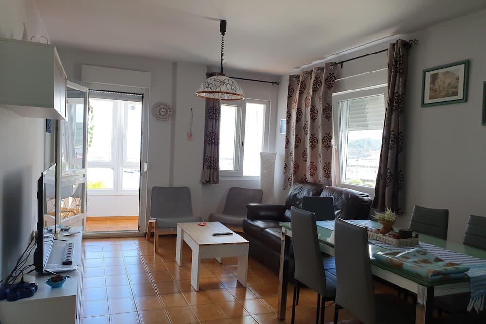 Classic Apartment, 2 Bedrooms, Sea View - Bilik Rehat