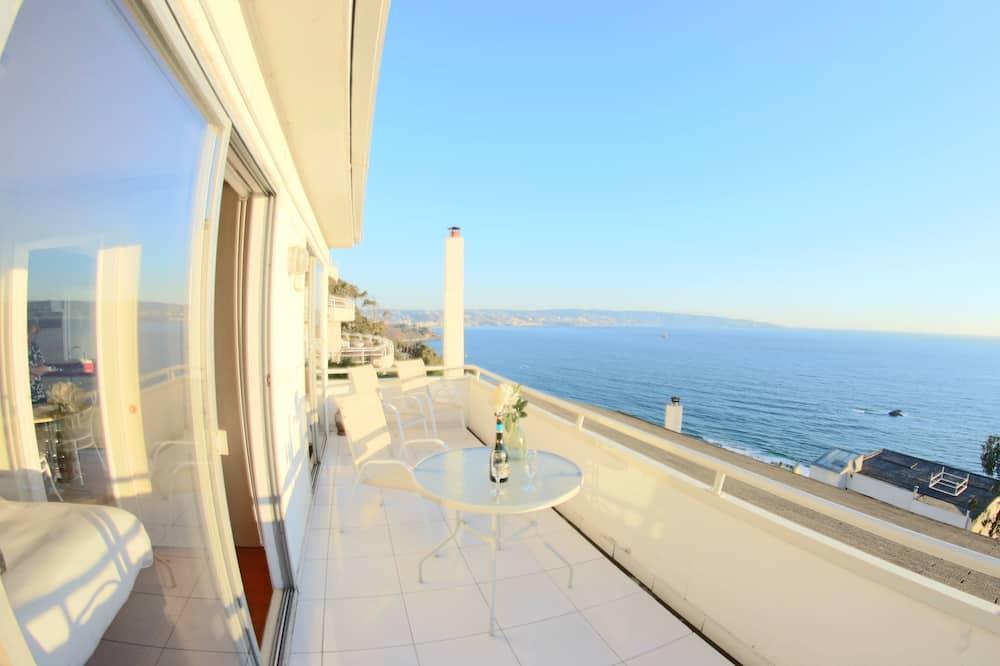 Apartamento, 1 cama doble, balcón - Balcón