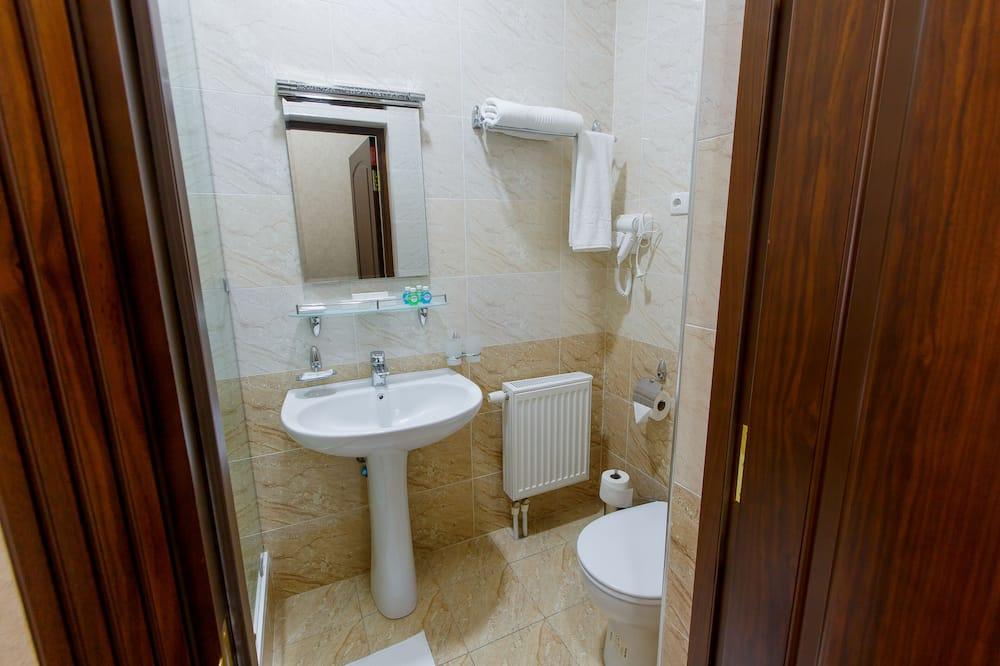 經濟單人房, 1 張單人床, 非吸煙房 - 浴室