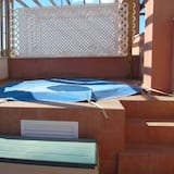 Penthouse, 2 habitaciones - Bañera de hidromasaje privada
