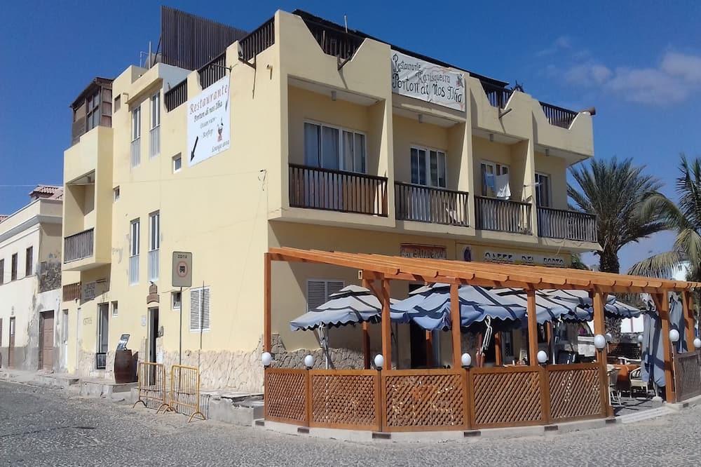 Studio Praia Diante ocean view