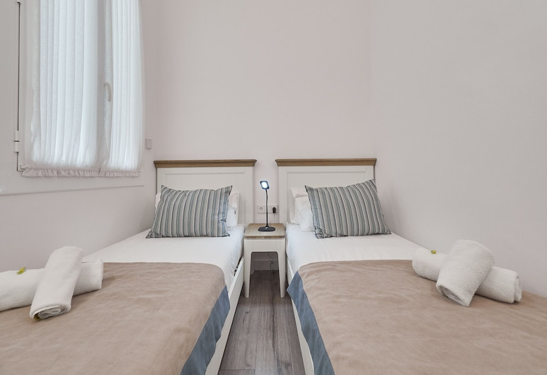 Barcelonaforrent The New Central Apartment, Barcelona, Apartment, 2 Bedrooms, Room