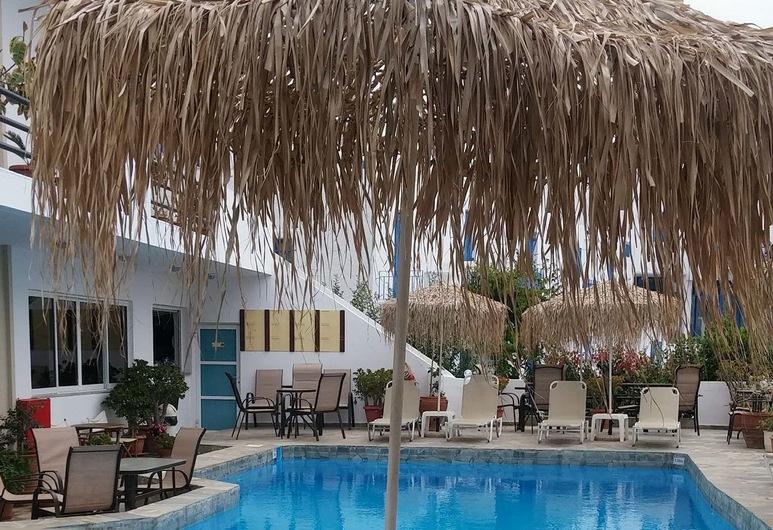 Kastelli Studios & Apartments, Mylopotamos, Outdoor Pool