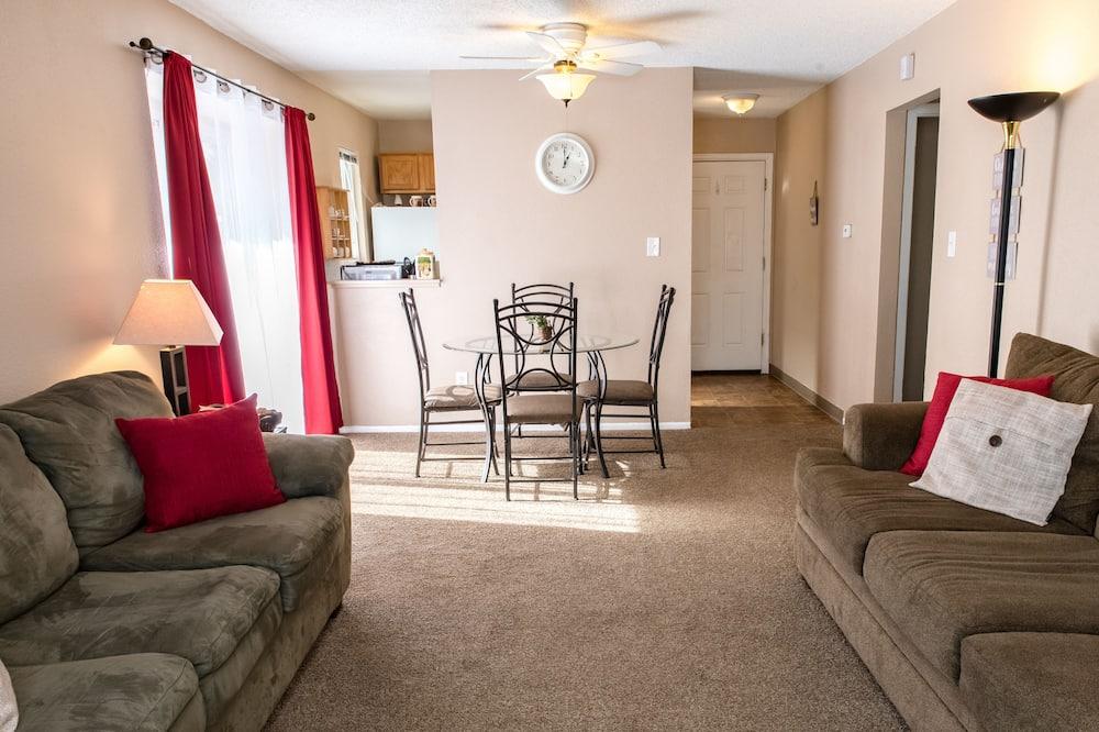 Obiteljski apartman, 2 spavaće sobe - Obroci u sobi